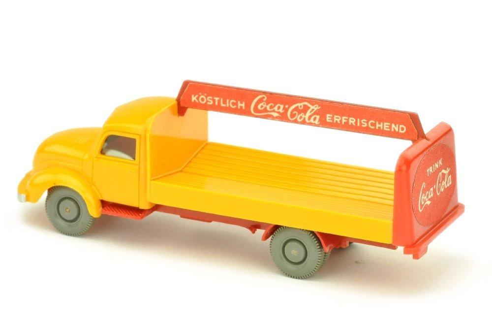 Coca-Cola Getraenkewagen Magirus - 2