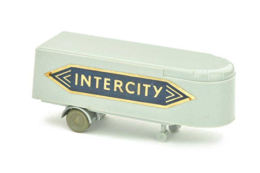 Auflieger zum Sattelzug Chevrolet Intercity