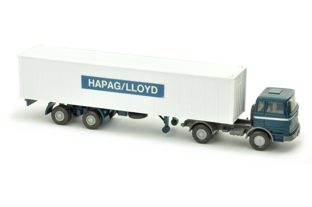 Container-LKW MB 1620 Hapag-Lloyd (breit)