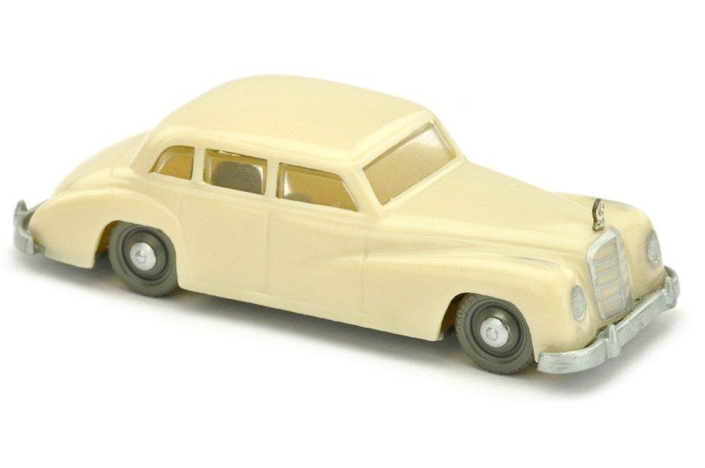 V 1- Mercedes 300, hellelfenbein