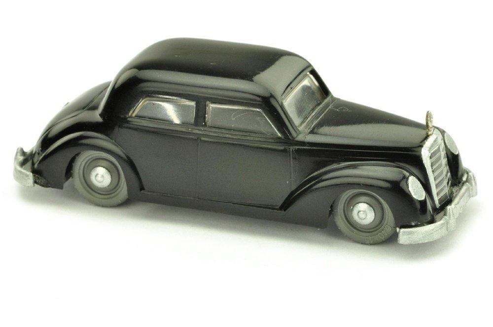 V 3- Mercedes 220, schwarz