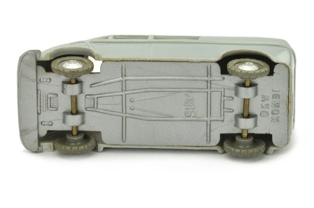 V 23- DKW Kombi, silbergrau - 2