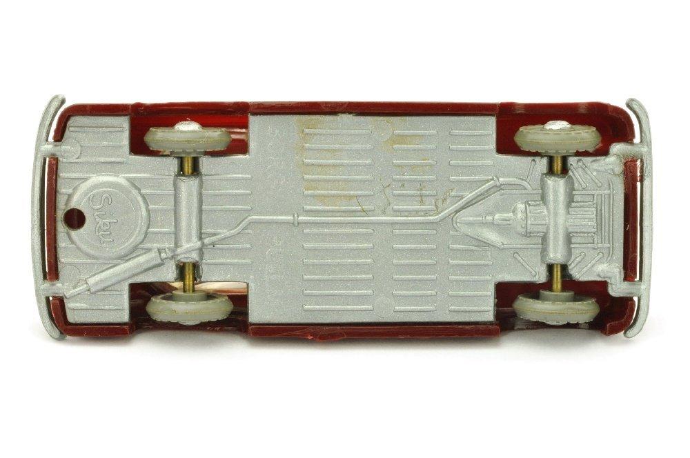 V 29- Borgward 2400 Pullman, weinrot - 2