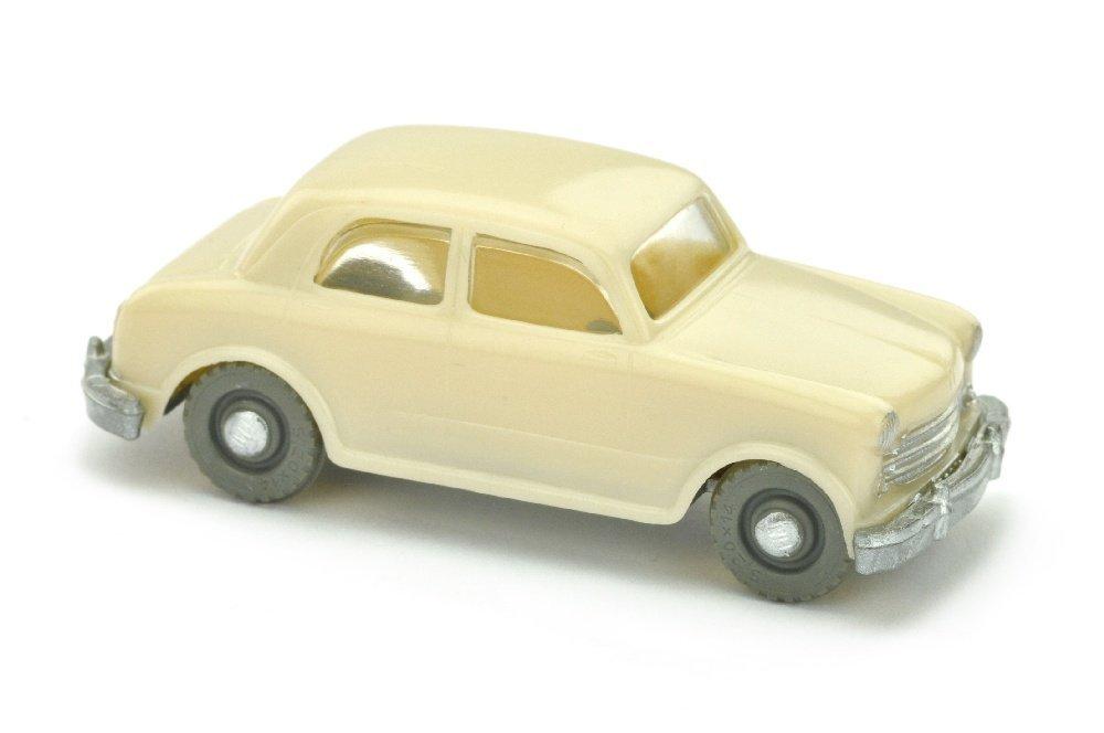 V 34- NSU Fiat 1100, hellelfenbein
