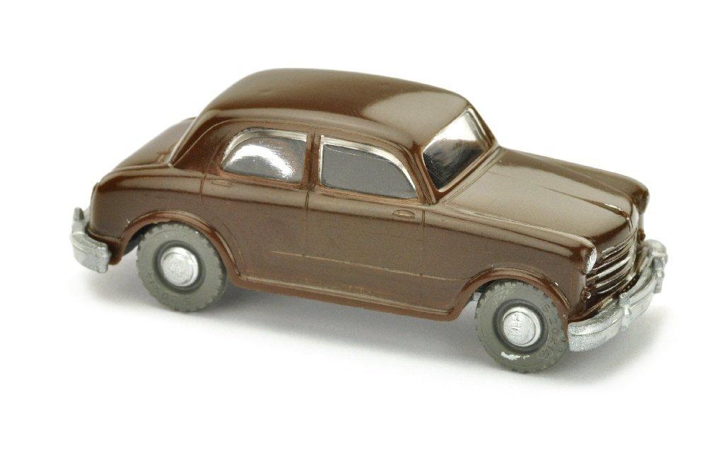 V 34- NSU Fiat 1100, schokoladenbraun