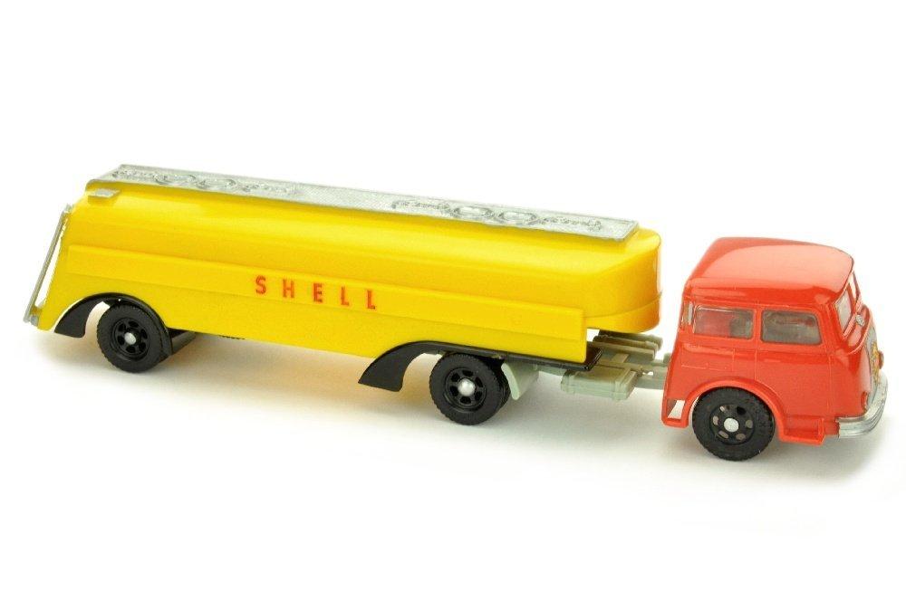 V 46- Shell-Tankwagen Henschel (2.Wahl)