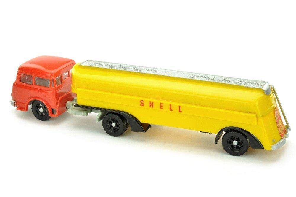 V 46- Shell-Tankwagen Henschel (2.Wahl) - 2