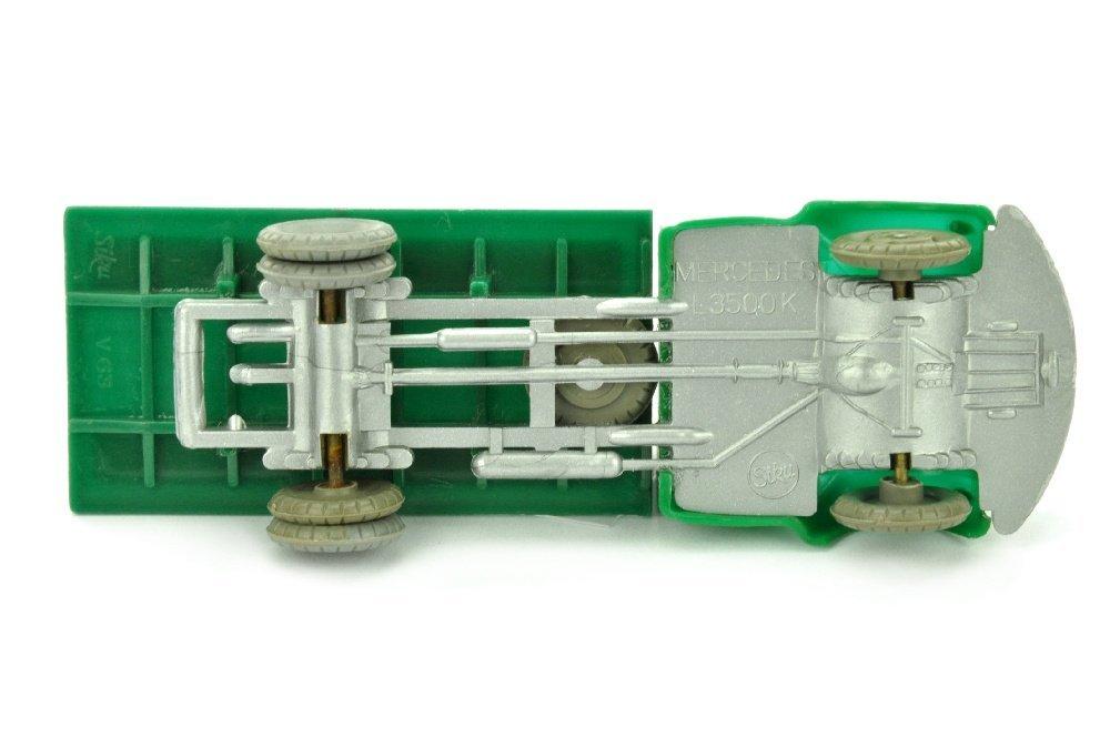 V 63- Glastransporter Mercedes 3500 - 2