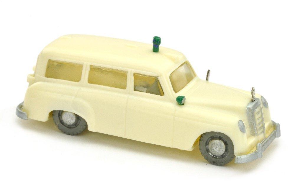 V 71- Mercedes 180 Krankenwagen