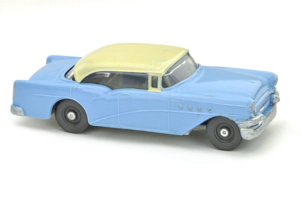 V 74- Buick Riviera, pastellblau