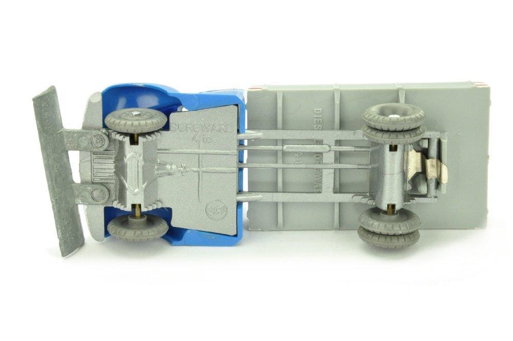 V 89- Borgward 4t mit Schneeraeumer - 2