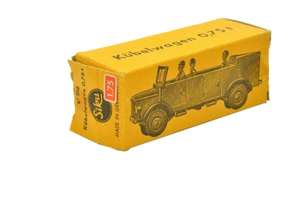V 94- Kuebelwagen 0,75t Borgward (im Ork) - 4