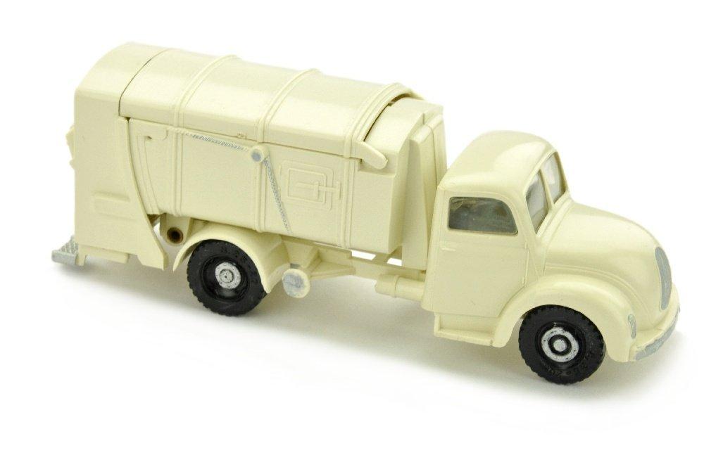 V 126- Muellwagen Magirus 1954