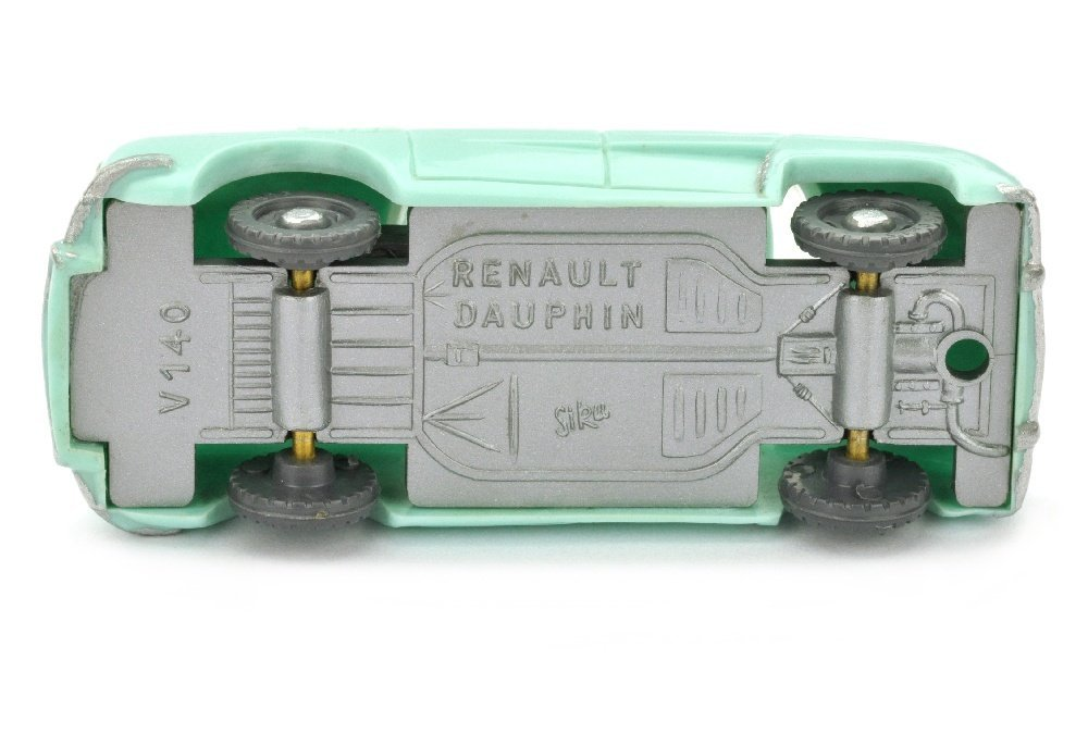 V 140- Renault Dauphine, lichtgruen - 2