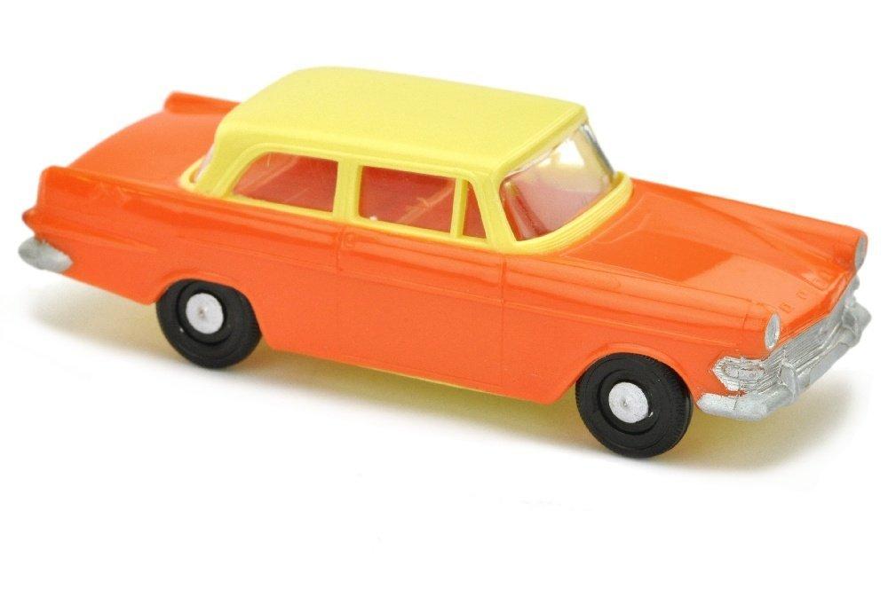 V 171- Opel Rekord 1960, rotorange
