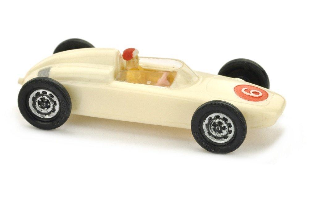 V 181- Porsche Rennwagen, perlweiss