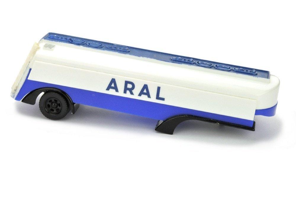 Auflieger fuer Werbemodell Aral-Tankwagen