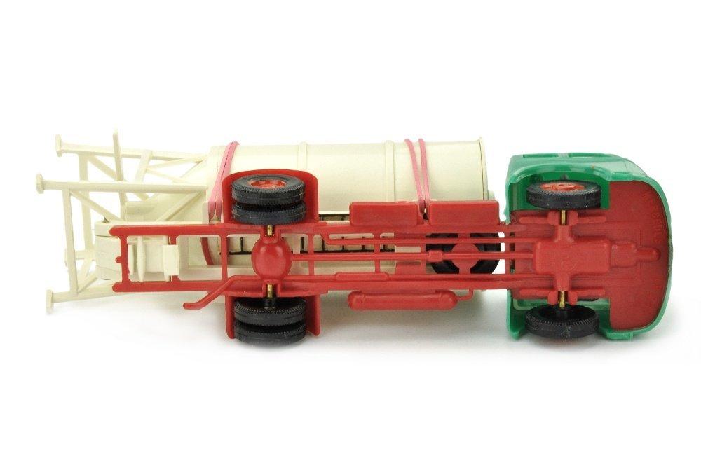 V 155- Silo-Transportwagen, verkehrsgruen - 2