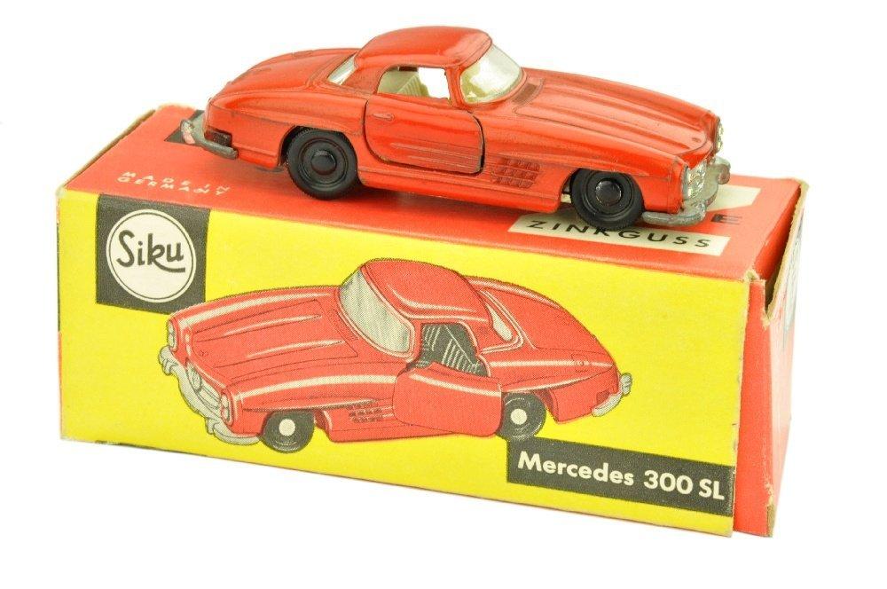 SIKU - (V221) Mercedes 300 SL (2.Wahl, im Ork)