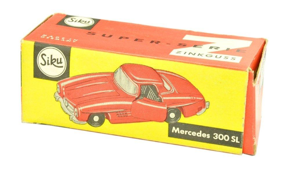 SIKU - (V221) Mercedes 300 SL (2.Wahl, im Ork) - 2