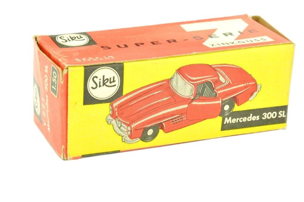 SIKU - (V221) Mercedes 300 SL (2.Wahl, im Ork) - 3