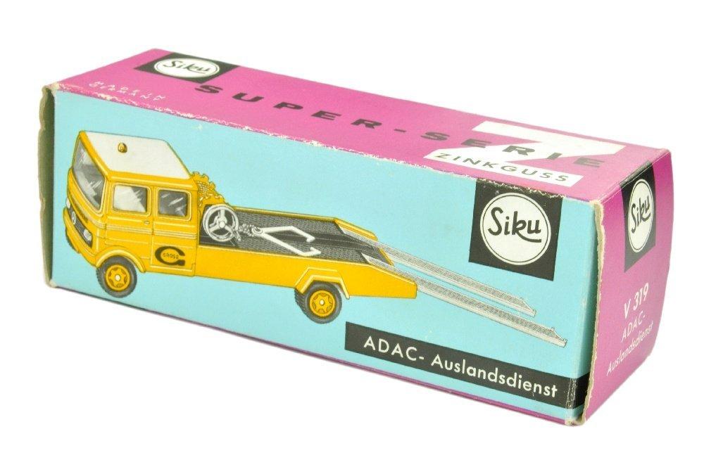SIKU - (V319) ADAC Strassendienst MB 608 (im Ork) - 2
