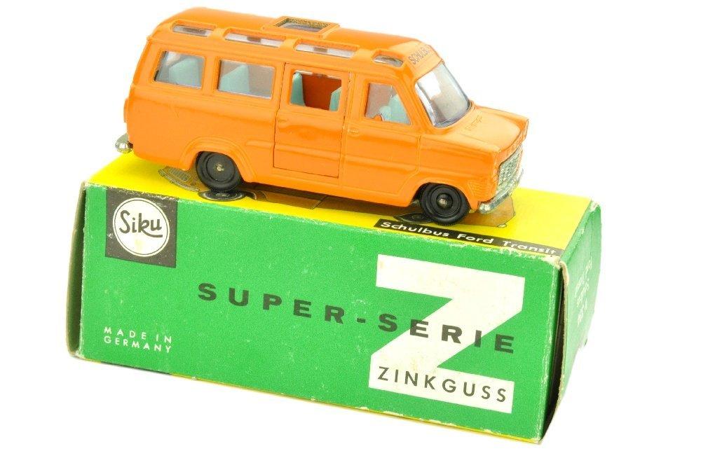 SIKU - (V334) Schulbus Ford Transit (im Ork)