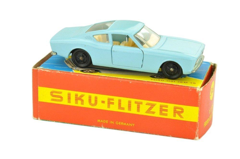 SIKU - (V276) Ford OSi, hellpastellblau (im Ork)