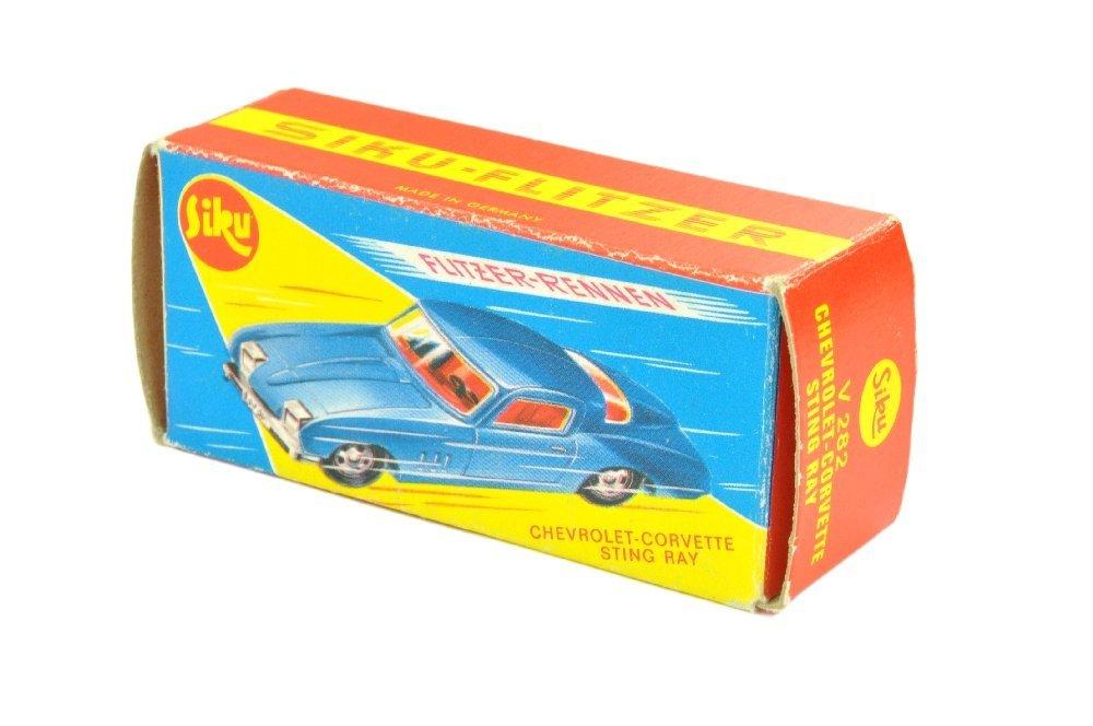 SIKU - (V282) Chevrolet Corvette (im Ork) - 2