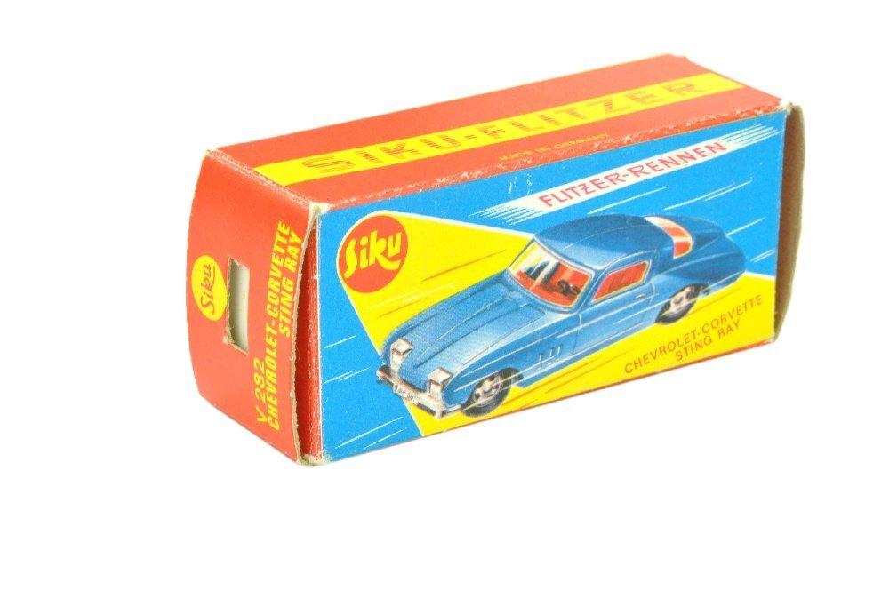 SIKU - (V282) Chevrolet Corvette (im Ork) - 3