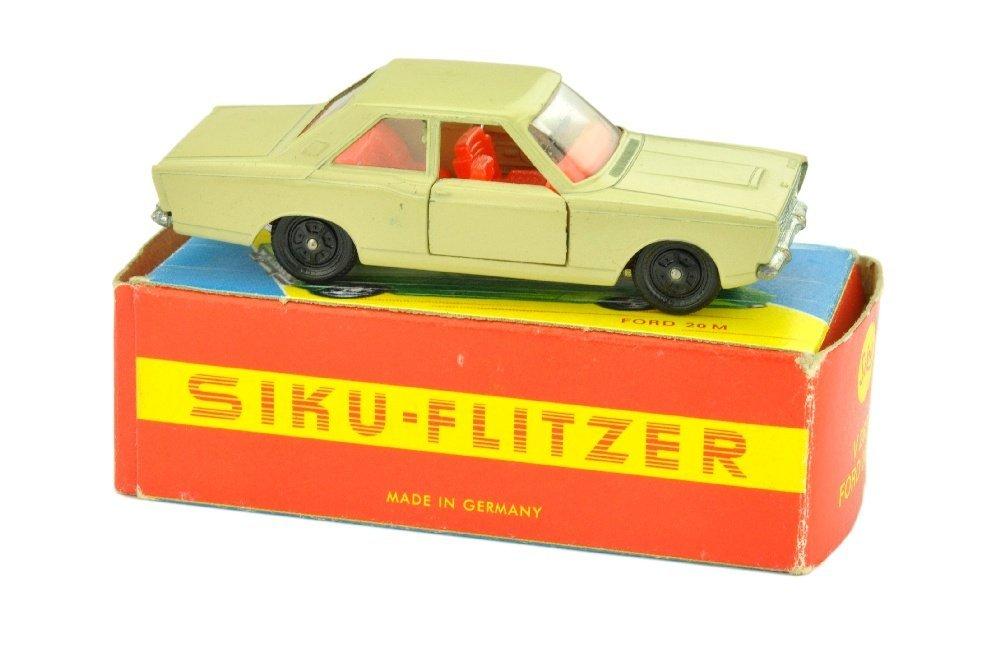 SIKU - (V283) Ford 20 M, schilfgruen (im Ork)