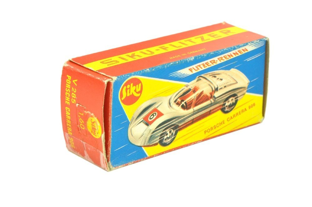 SIKU - (V285) Porsche Carrera 906 (im Ork) - 3