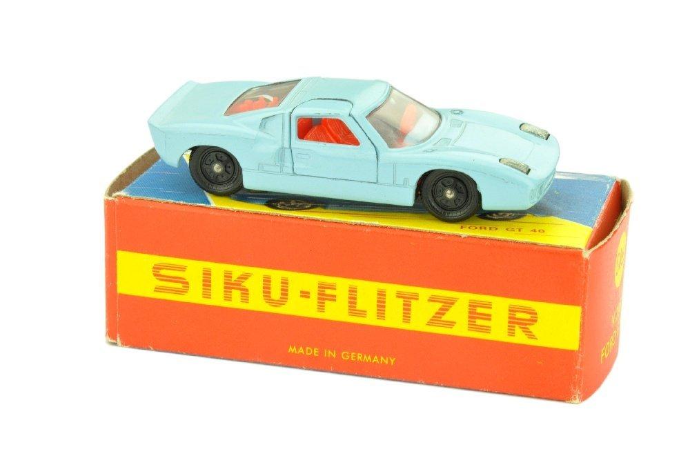 SIKU - (V296) Ford GT 40 (im Ork)