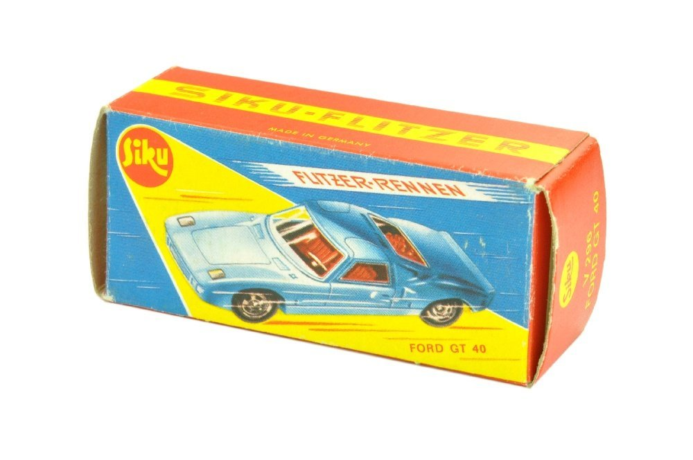 SIKU - (V296) Ford GT 40 (im Ork) - 2