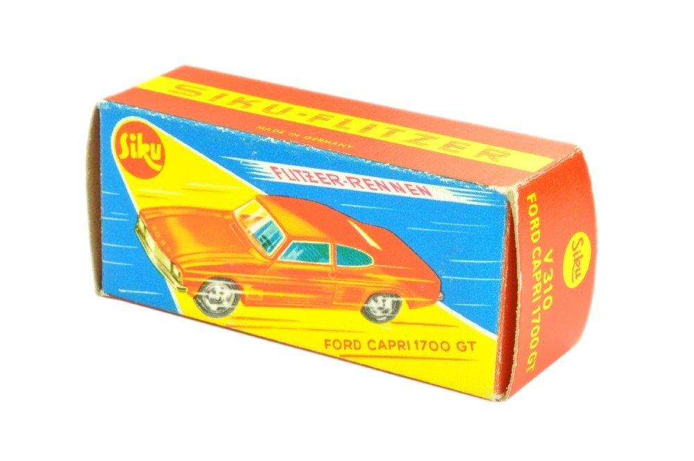 SIKU - (V310) Ford Capri (im Ork) - 2