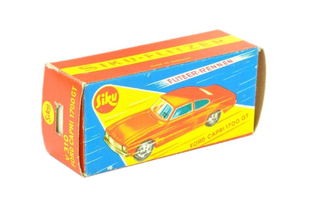 SIKU - (V310) Ford Capri (im Ork) - 3