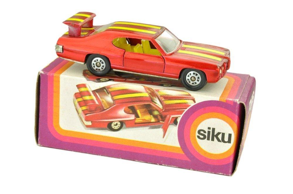 SIKU - (328) Pontiac GTO (im Ork)