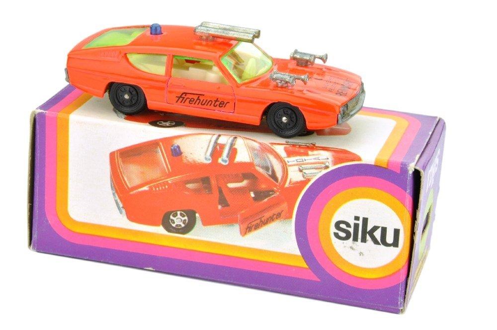 SIKU - (344) Lamborghini Rennfeuerwehr (im Ork)