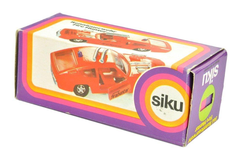 SIKU - (344) Lamborghini Rennfeuerwehr (im Ork) - 2