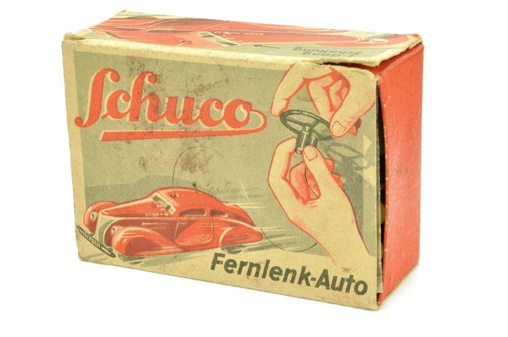 Schuco - (3000) Fernlenk-Auto, creme (im Ork) - 5