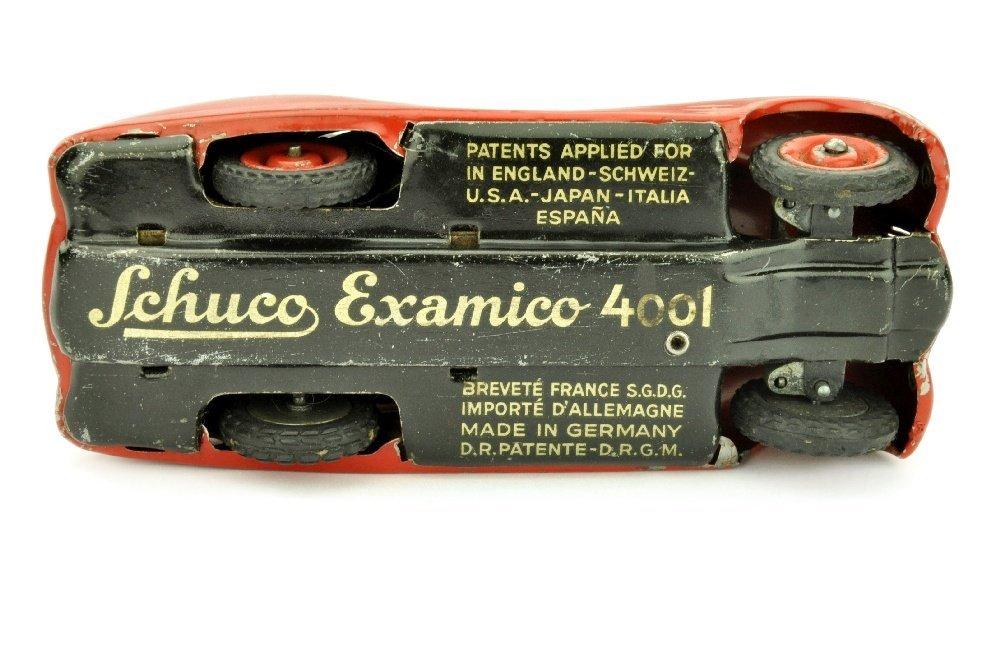 Schuco - (4001) Examico, rot - 3