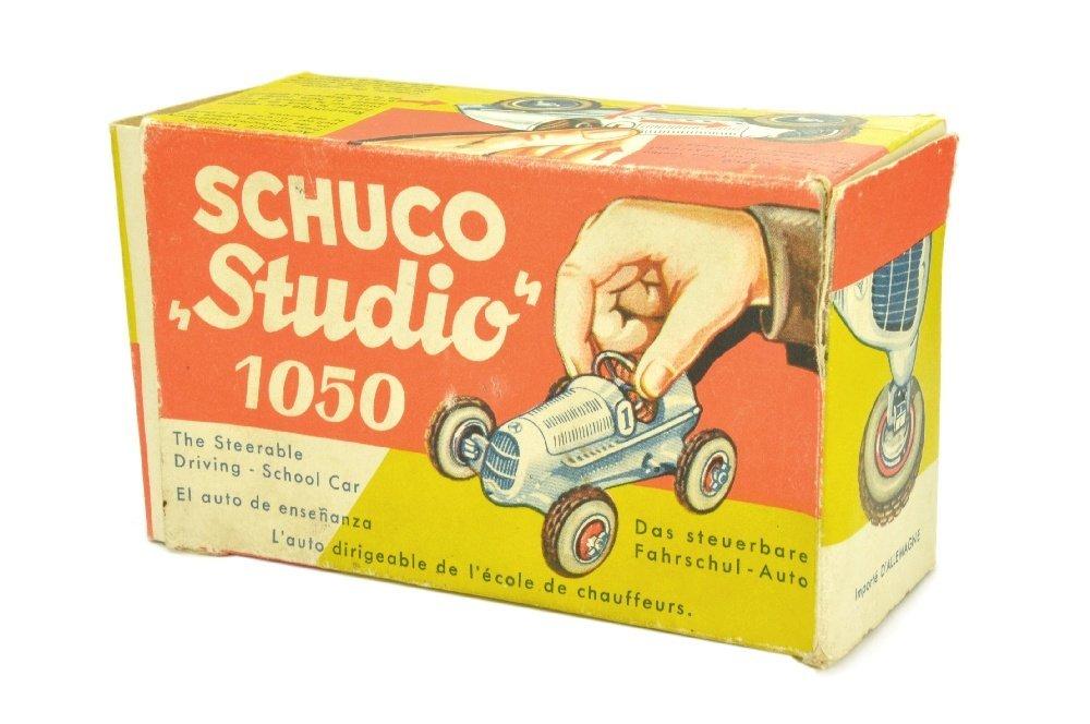 Schuco - (1050) Studio, rot (im Ork) - 4