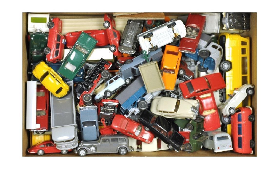 Konvolut 65 Modelle der 70er/80er Jahre