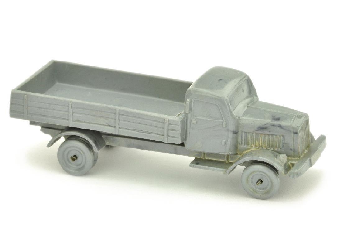 Mercedes Diesel (Typ 1), staubgrau