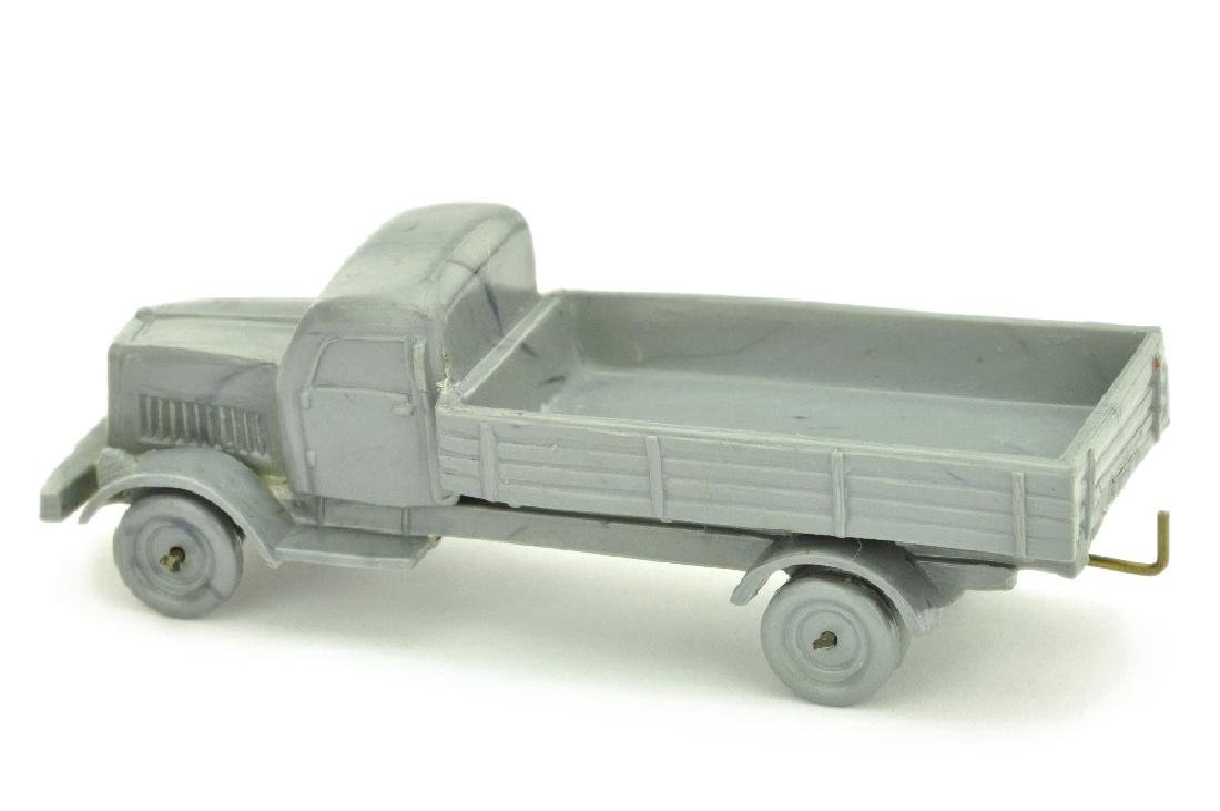 Mercedes Diesel (Typ 1), staubgrau - 2