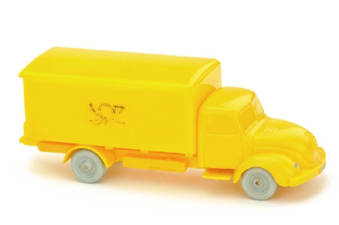 Postwagen Magirus