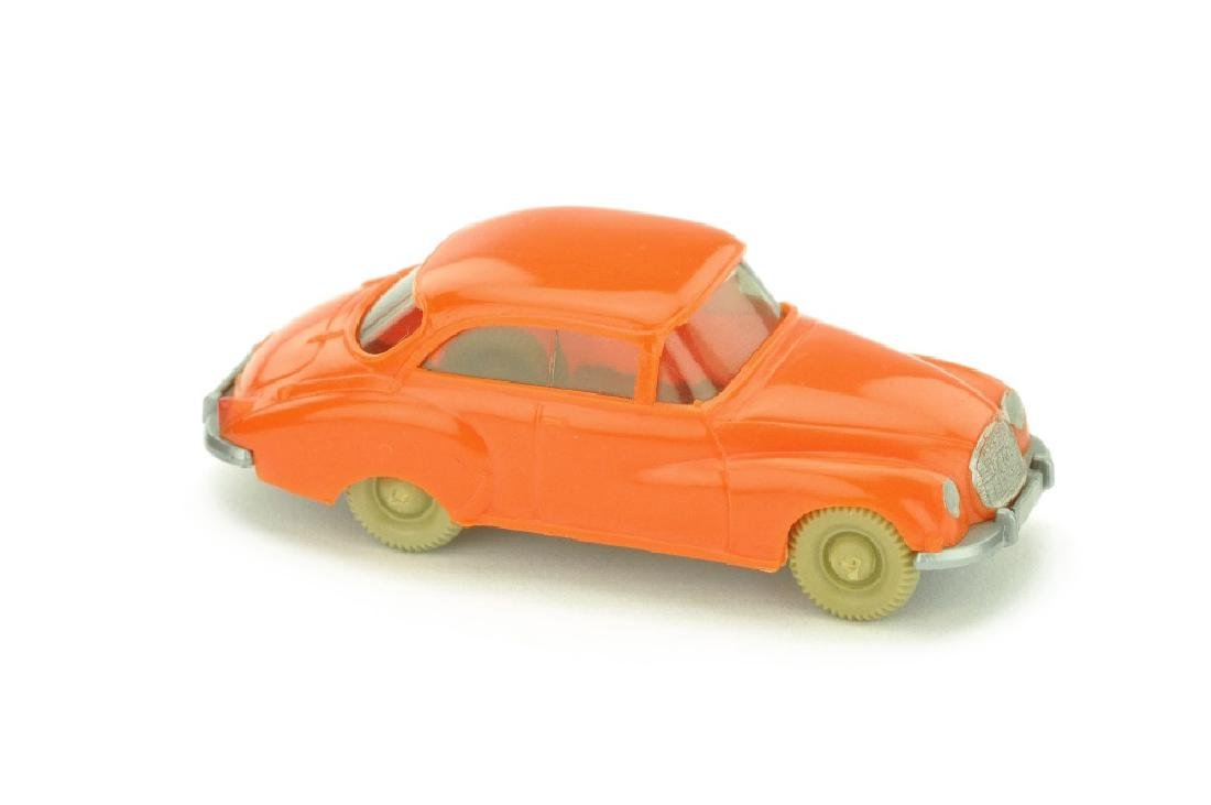 DKW Coupe, orange