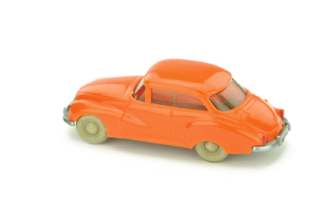 DKW Coupe, orange - 2