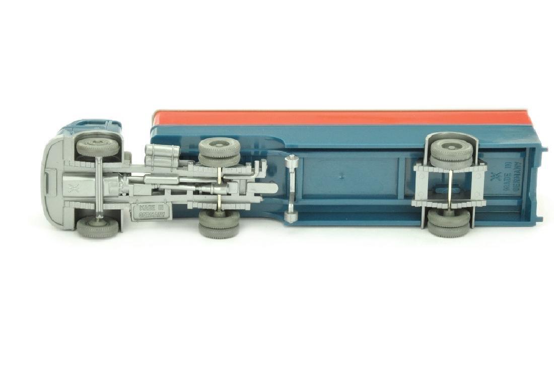 Koffer-Sattelzug Pullman (Oberteil orangerot) - 3