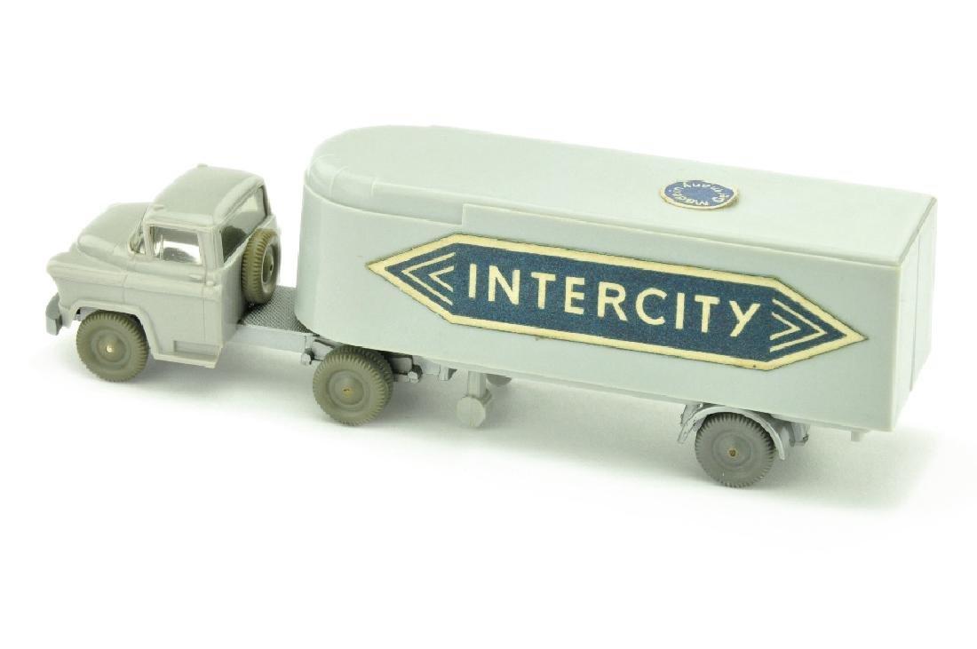 Sattelzug Chevrolet Intercity, d'-silbergrau - 2